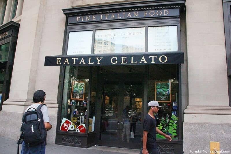 gelato italiano nova york - Desfrute das unidades do Eataly em Nova York