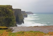 Cliffs of Moher na Irlanda