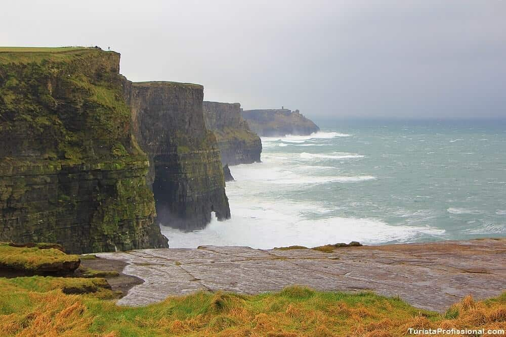 irlanda cliffs of moher - Dicas para visitar o Cliffs of Moher na Irlanda