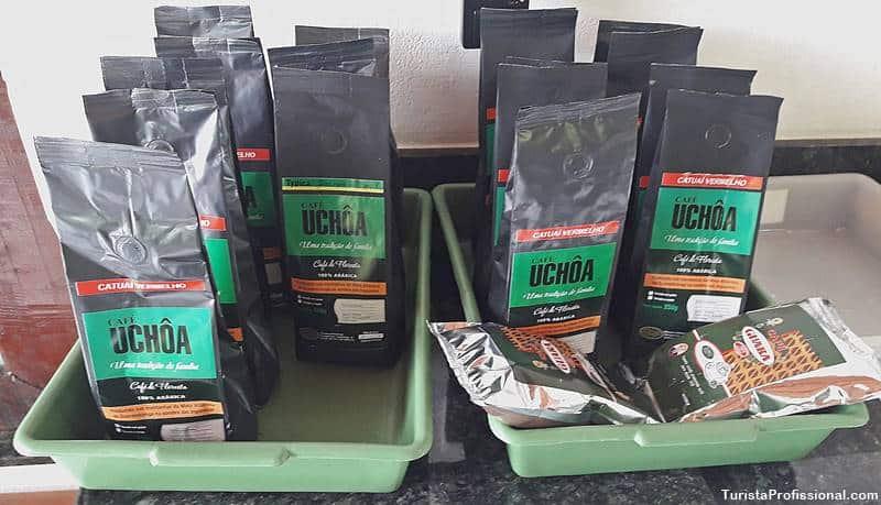 Café Uchôa na rota verde Ceará