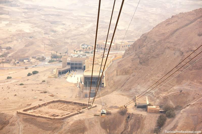 como chegar a massada israel 1 - Uma visita às ruínas de Massada em Israel