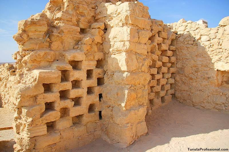 como era massada em israel - Uma visita às ruínas de Massada em Israel