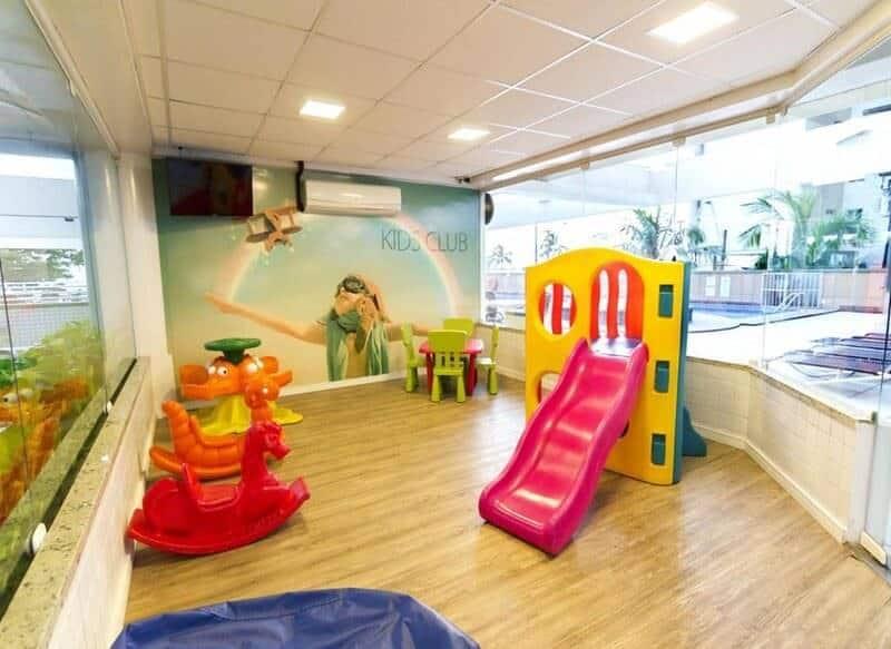fortaleza com criancas - Hotel em Fortaleza: Holiday Inn