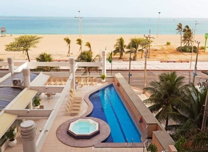 hotel em fortaleza de frente para o mar - Hotel em Fortaleza: Holiday Inn
