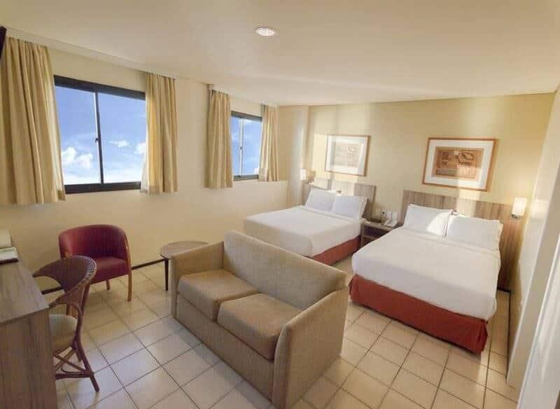 hotel em fortaleza - Hotel em Fortaleza: Holiday Inn