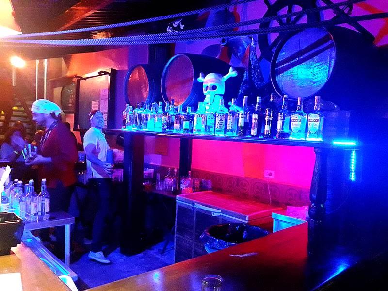 Bar do pirata Bar
