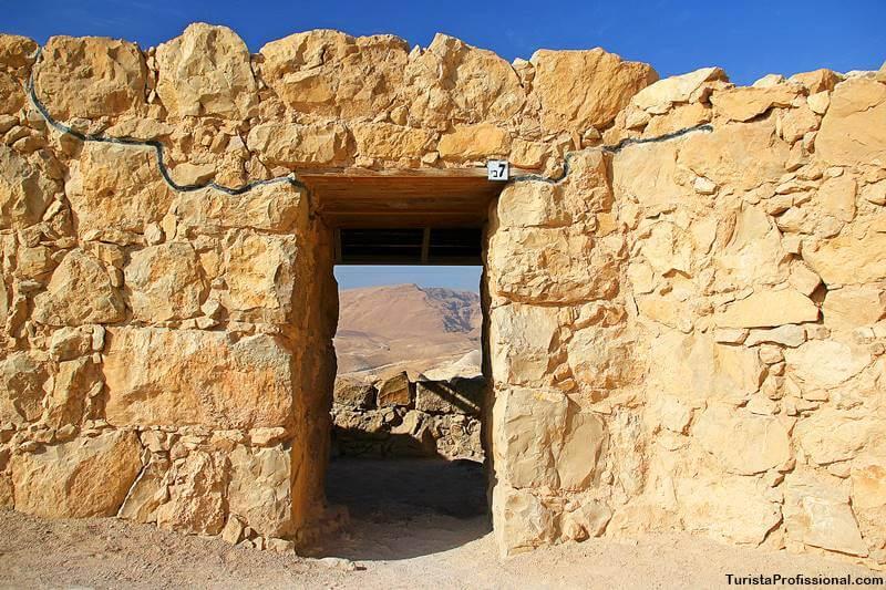 o que fazer em israel massada - Uma visita às ruínas de Massada em Israel