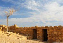 o que ver em Massada Israel