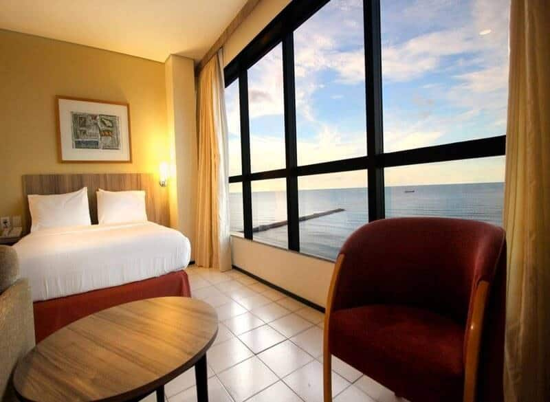 onde dormir em fortaleza - Hotel em Fortaleza: Holiday Inn