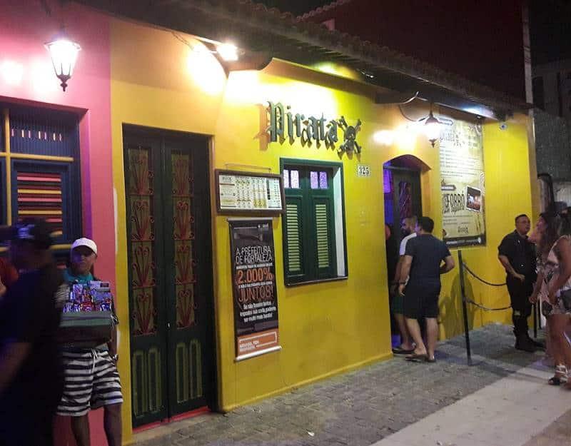 pirata bar em fortaleza - Pirata Bar em Fortaleza: a segunda-feira mais louca do mundo