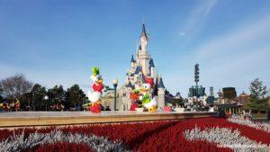 Disney Paris com bebê e criança