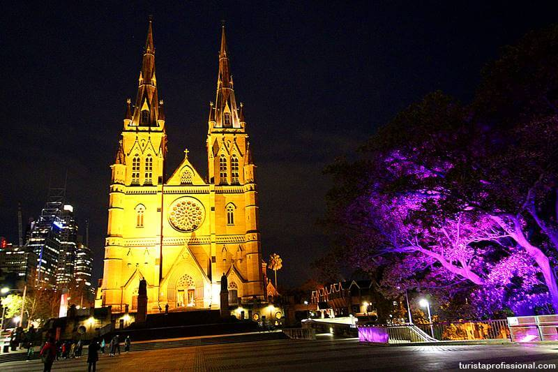Catedral de st Mary Sydney