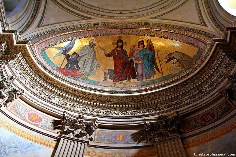 Arte no Panteão de Paris