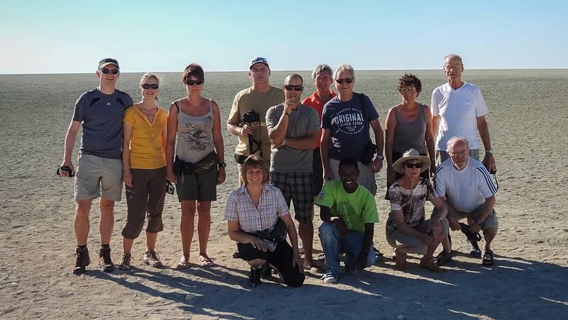 Excursão Safári na África