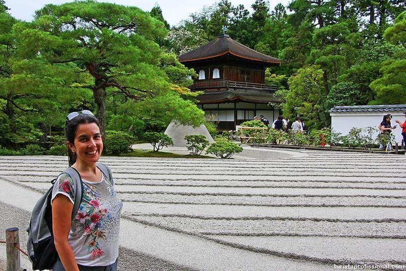 o que fazer em Kyoto Templo Prateado