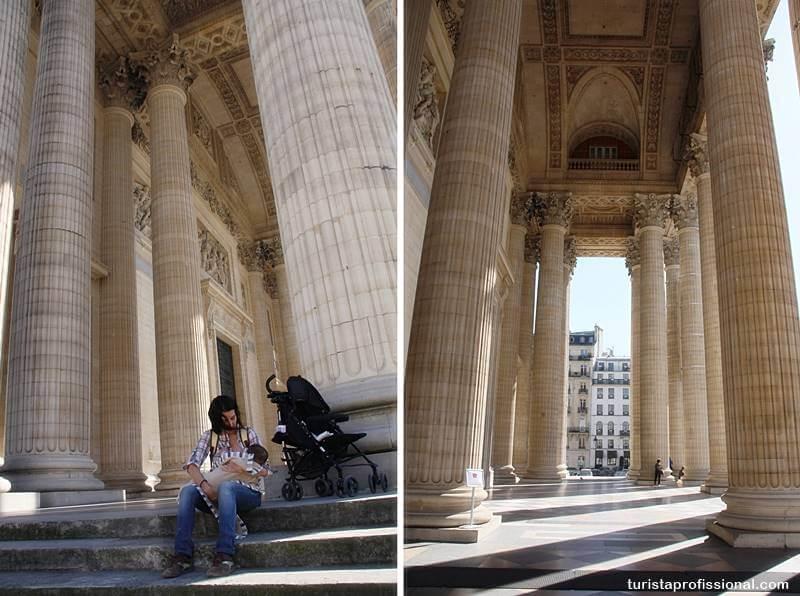 o que ver em Paris Panteão