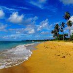 Praia do Gil na Ilha de Itaparica