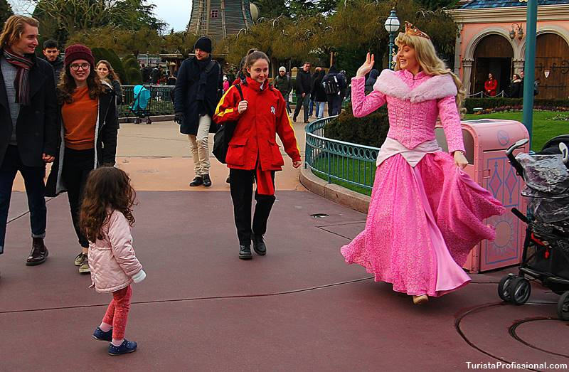Princesas da Disney Paris