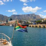 Table mountain em Cae Town