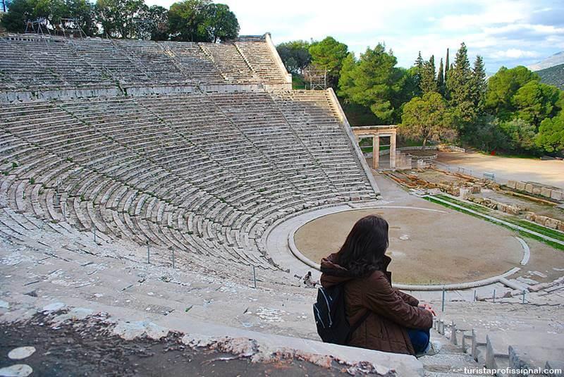 teatro de epidauro - Teatro de Epidauro: como chegar e o que visitar