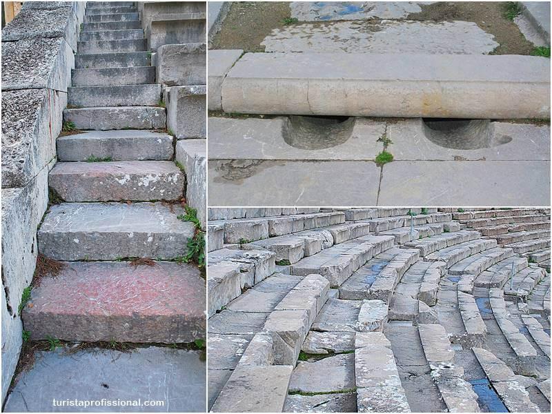 teatro grecia antiga epidauro - Teatro de Epidauro: como chegar e o que visitar