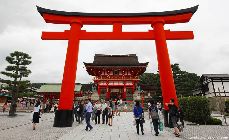 templo torii quioto japao - O que fazer em Kyoto, no Japão: principais atrações