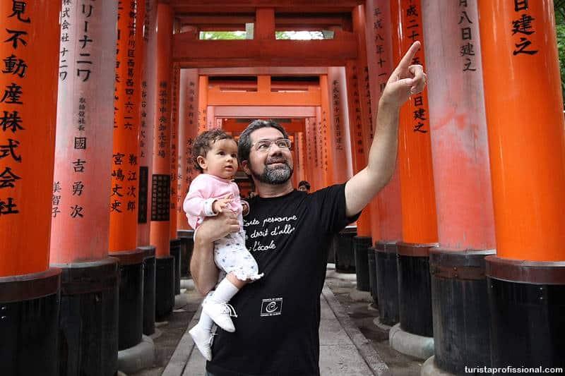 Templo em kyoto no Japão