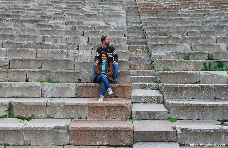turista profissional epidauro na grecia - Teatro de Epidauro: como chegar e o que visitar