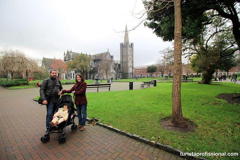 Catedral de Saint Patrick em Dublin - 15 dicas de Dublin: tudo o que você precisa saber!