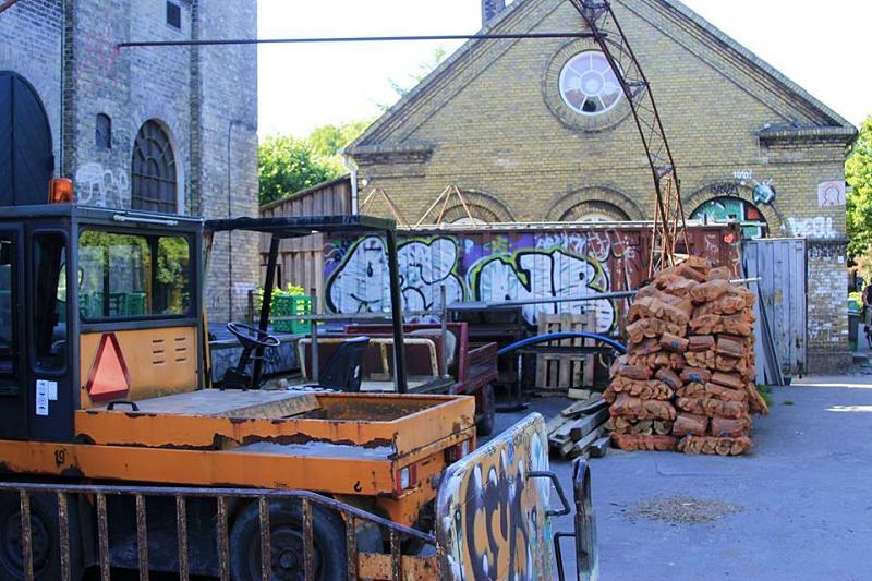 Conheça Christiania em Copenhague, a verdadeira sociedade alternativa