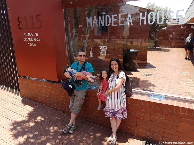 casa de mandela - Turismo em Joanesburgo: Soweto, Museu do Apartheid e outros
