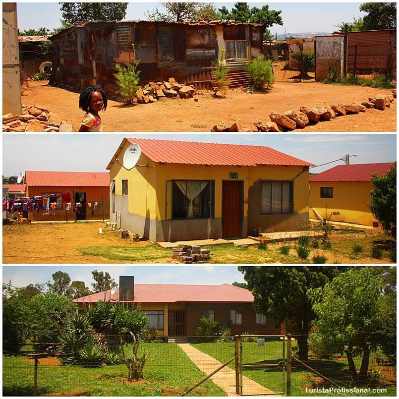 como é o bairro soweto na África do Sul