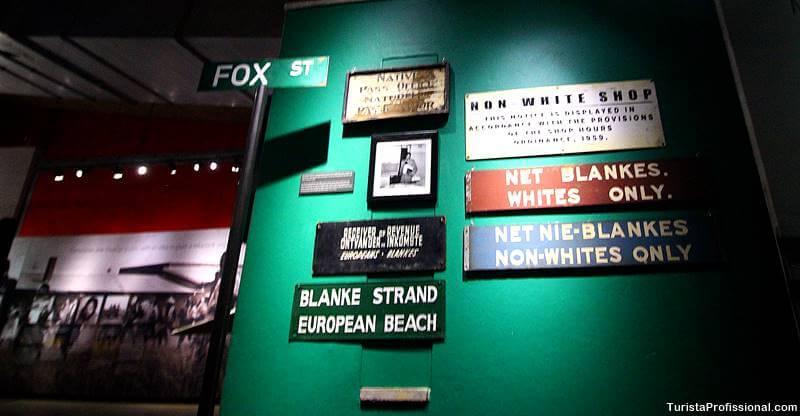 como era o apartheid - Turismo em Joanesburgo: Soweto, Museu do Apartheid e outros