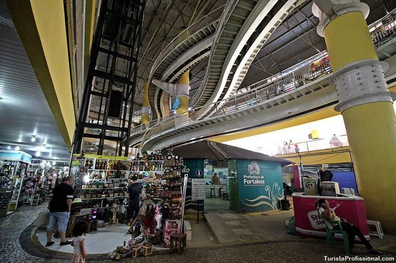 interior do mercado central de fortaleza - Mercado Central de Fortaleza, Ceará