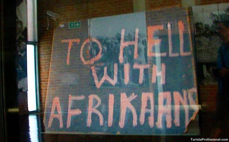 levante de Soweto - Turismo em Joanesburgo: Soweto, Museu do Apartheid e outros