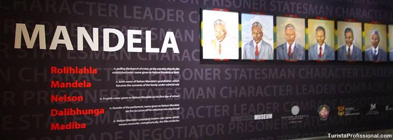 mandela - Turismo em Joanesburgo: Soweto, Museu do Apartheid e outros