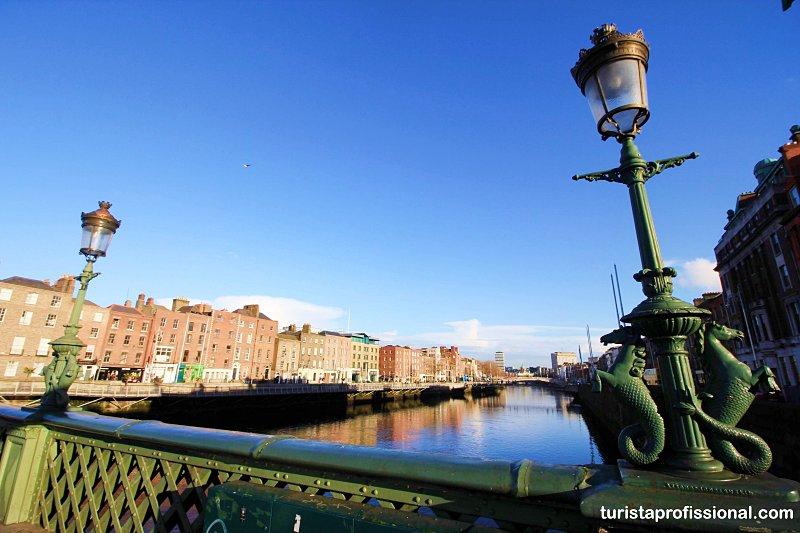 rio em Dublin - 15 dicas de Dublin: tudo o que você precisa saber!