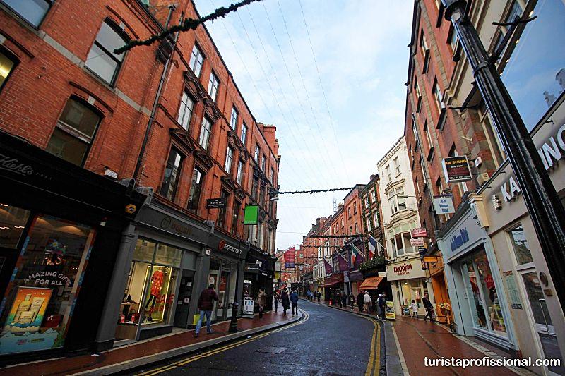 ruas de Dublin - 15 dicas de Dublin: tudo o que você precisa saber!