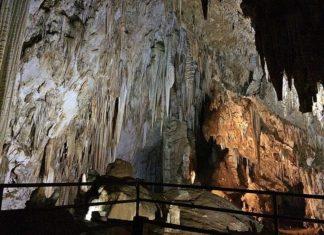 Caverna do Diabo em São Paulo