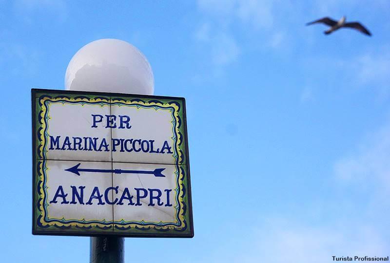 Anacapri em Capri - O que fazer em Capri, na Itália, como chegar e onde ficar