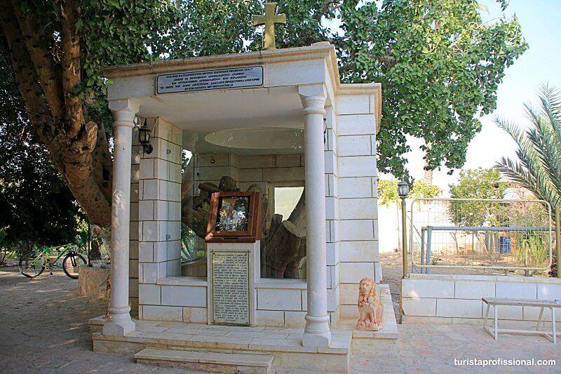 Arvore de Zaqueu - Jericó, a cidade mais antiga do mundo
