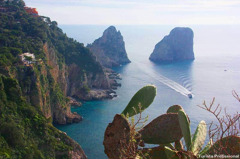 Capri Italia - O que fazer em Capri, na Itália, como chegar e onde ficar