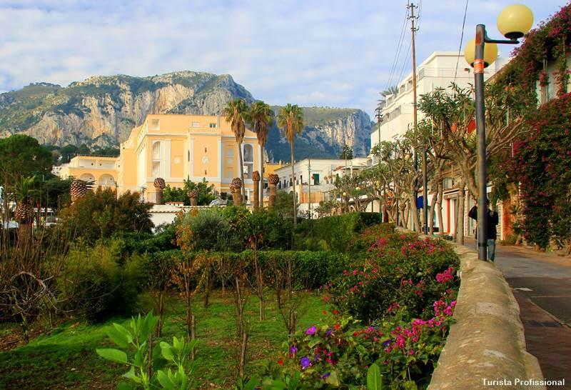 Capri - O que fazer em Capri, na Itália, como chegar e onde ficar