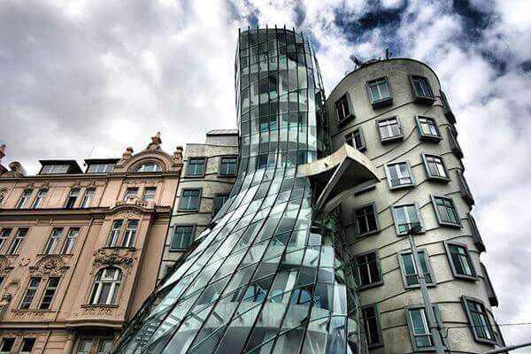 Casa Dancante - O que fazer em Praga: principais pontos turísticos