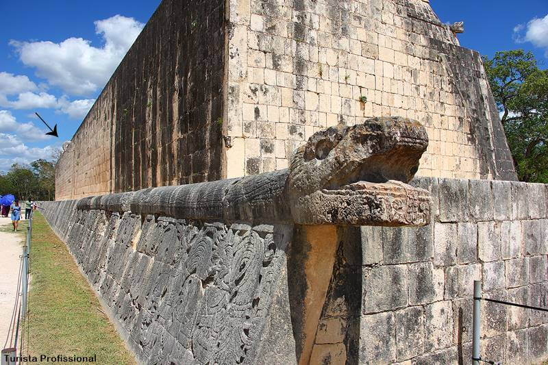 o que ver em Chichén Itzá