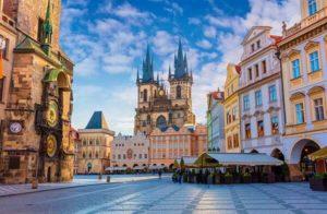 pontos turísticos de Praga