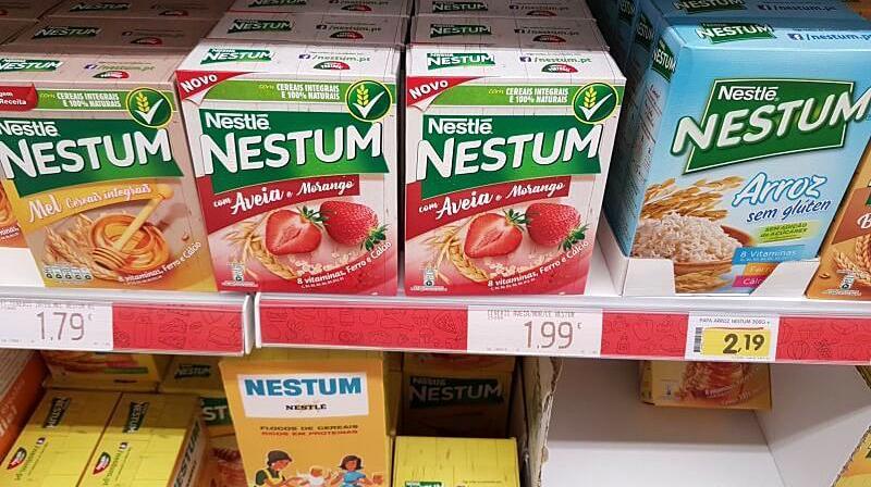 Compras no supermercado em Portugal - Supermercados em Portugal