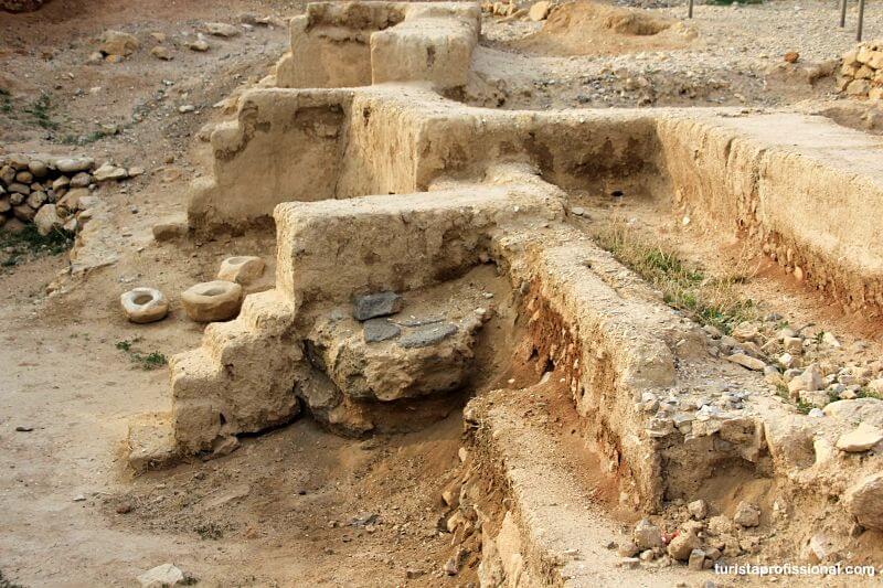 Muralhas de Jerico - Jericó, a cidade mais antiga do mundo