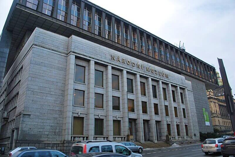 Museu Nacional de Praga - O que fazer em Praga: principais pontos turísticos