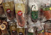 Produtos nos supermercados em Portugal